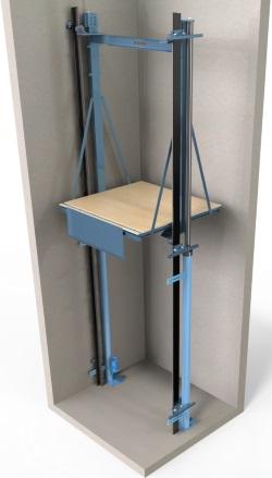 Holeless – Canton Elevator
